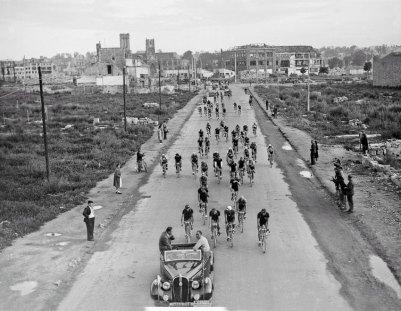 S. 139: Die erste Tour nach dem Krieg im Jahr 1947